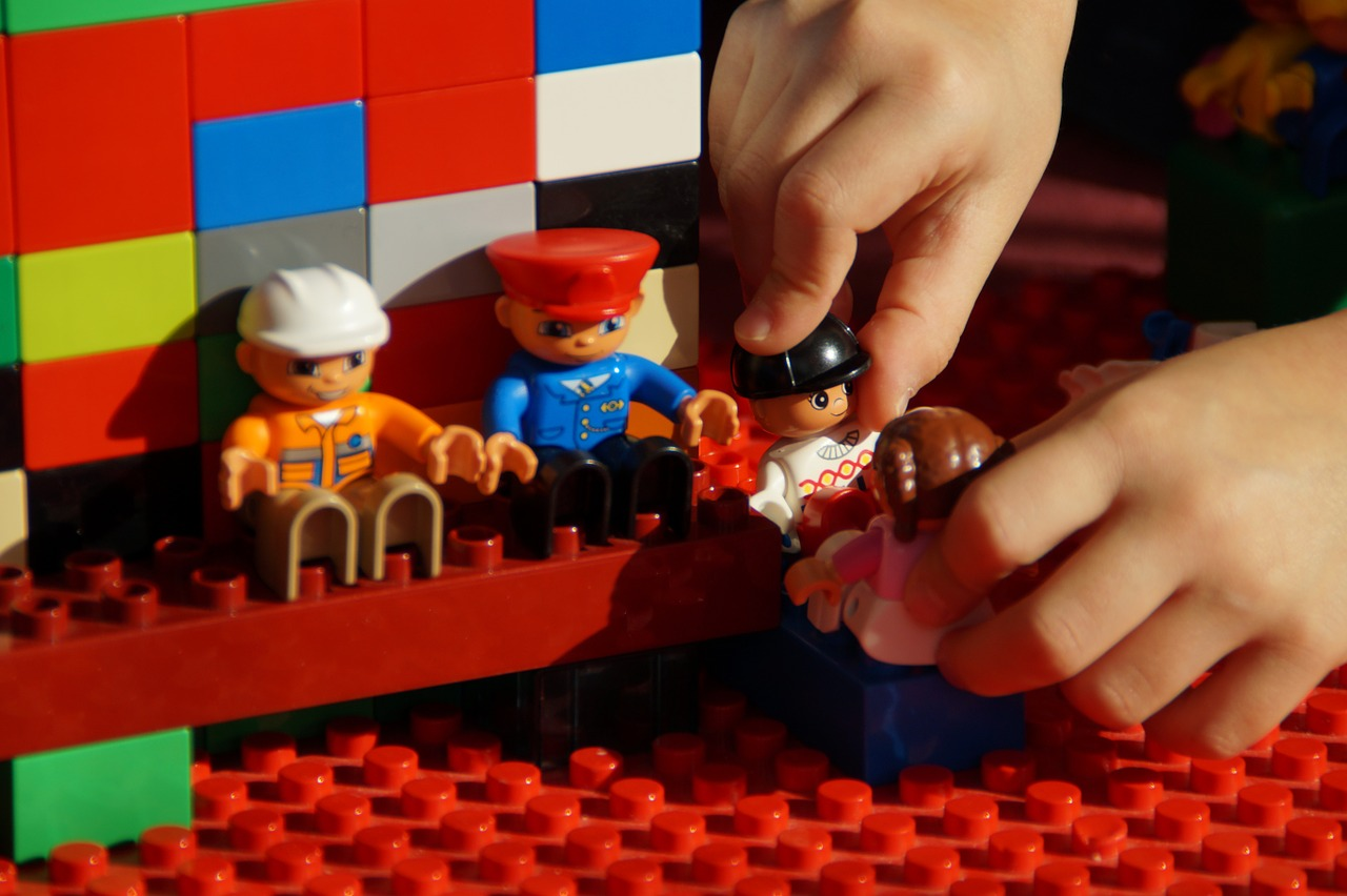 LEGO DUPLO 2-5