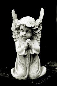 bambino angelo per la Siria
