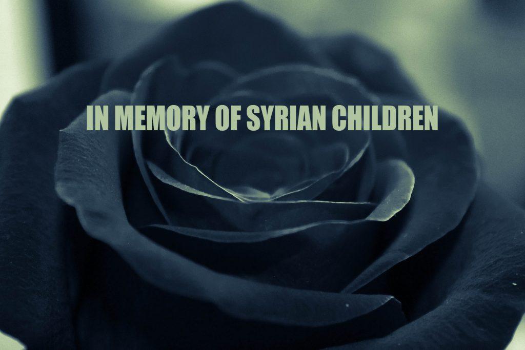guerra siria bambini